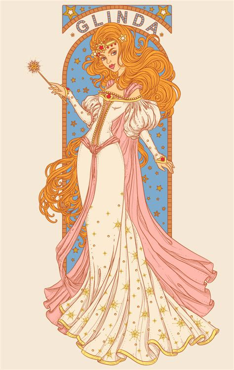 tutorial illustrator art nouveau create an art nouveau inspired glinda character in adobe