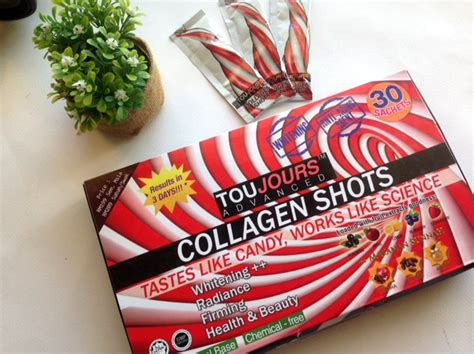 Collagen Toujours Advanced d aira beautycare toujours advanced collagen
