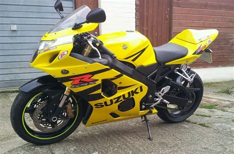 Suzuki Gsxr K4 Suzuki Gsxr 600 K4 Yellow