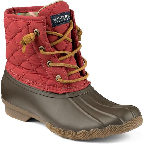 1000 ideas about sperry duck boots womens on