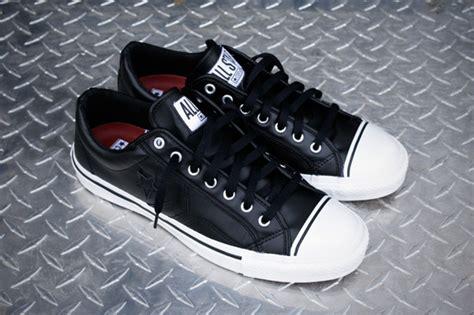 Rado Premium Ox Black by Converse Player 75 Ox Sneakers Hypebeast