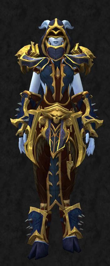 fierce gladiators felskin armor