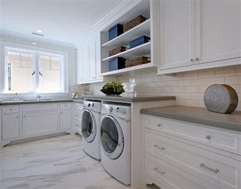 laundry room floor cabinets ultimate california beach house with coastal interiors