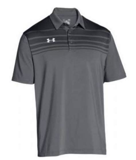 Polo Shirtkaos Polo Armour 1 armour victor polo shirt s ua sleeve golf shirts polos 1293909 ebay