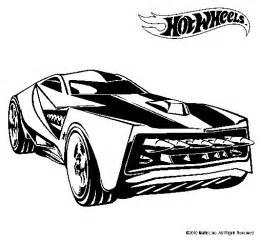 Dibuix de Hot Wheels 12 per Pintar on line   Dibuixos.cat