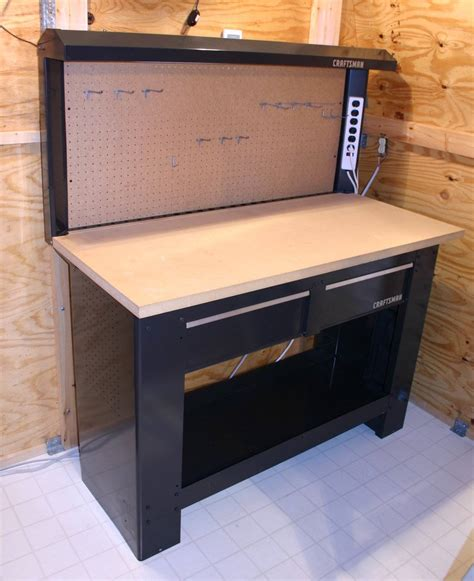 craftsman work bench image gallery sears workbench