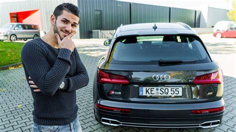 Audi Sq5 Auspuff audi sq5 2017 wo ist der auspuff daniel abt