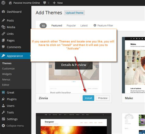 changing themes on wordpress how to change or upload a custom theme in wordpress