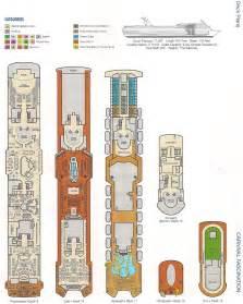 Carnival Floor Plan Decks Carnival Fascination Deck Plan