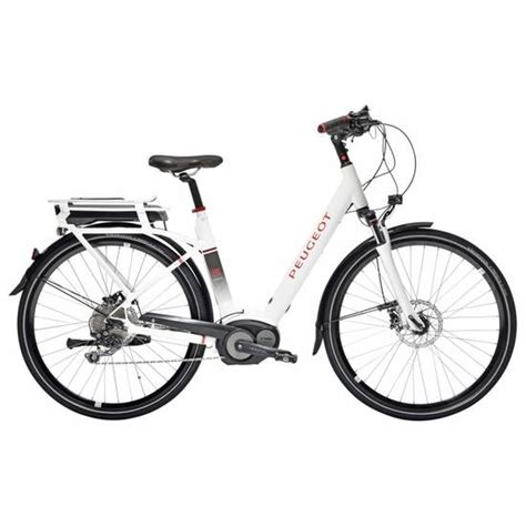 peugeot hybrid bike peugeot ec01 300 electric hybrid bike ebikes direct