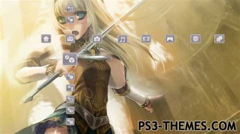 slideshow themes ps3 ps3 themes 187 valkyrie profile 2 slideshow pro