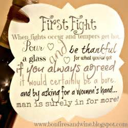 bridal shower gift tag quotes quotesgram