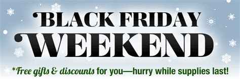 Fs 21009 Black black friday weekend free gifts discounts for you