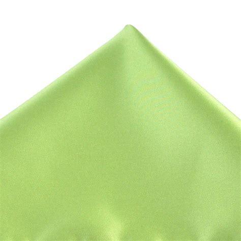 Plain Avocado by Plain Avocado Green Pocket Square Handkerchief From Ties