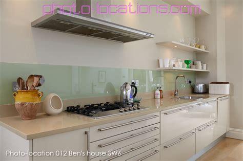 No Backsplash In Kitchen Glass Backsplash No Cabinets White Lower Cabinets Kitchen Without Cupboards