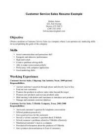 resume skills exles template design