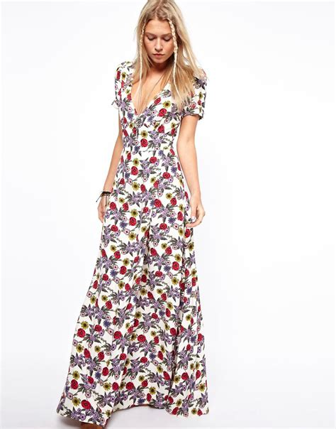 Flowery Dress Maxi floral maxi dress www imgkid the image kid has it