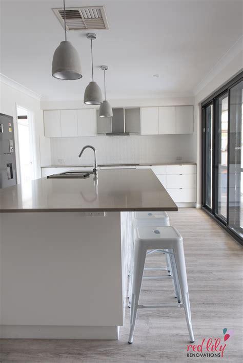 kitchen island perth renovations perth white kitchen with