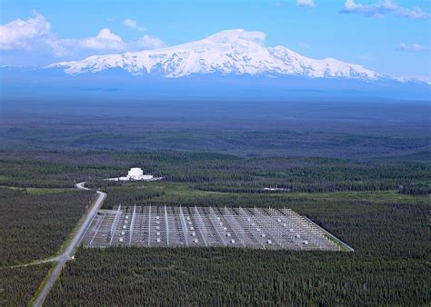 Haarp Tesla The High Frequency Active Auroral Research Program Haarp