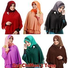 Jilbab Khimar Pet Chiffon 2tone F42x 1000 images about fashionistas on hijabs abayas and niqab