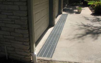 driveway grate drains austin tx