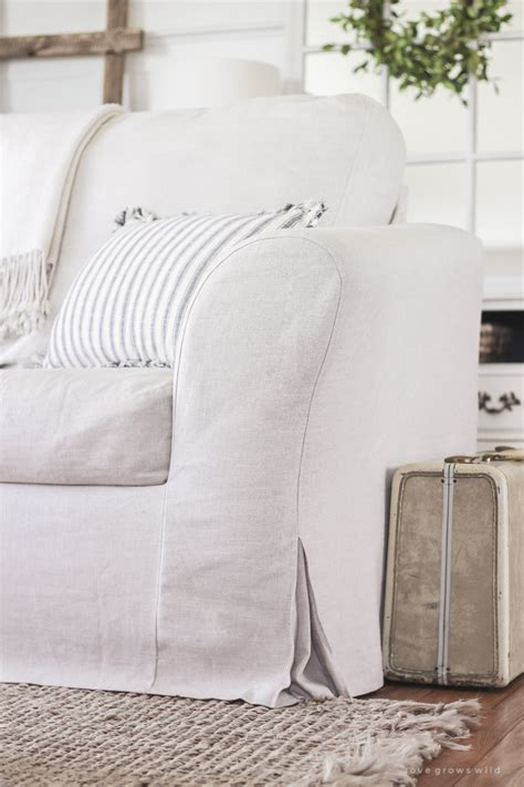 how to measure a sofa for slipcovers