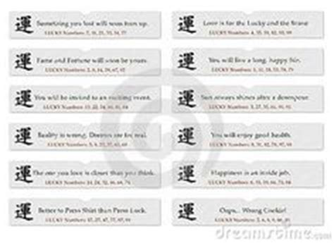 new year fortune cookie messages printing sheets of fortune cookies freeware by