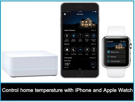 control house lights with iphone how to control home temperature with iphone best
