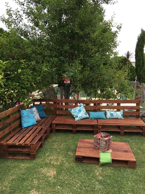 outdoor table on casters pallets outdoor sofa and table on casters ext 233 rieur