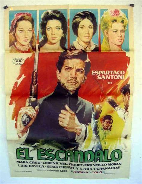 el escndalo quot escandalo el quot movie poster quot el escandalo quot movie poster