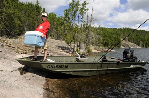 small fishing boats ontario fishing small with big results in northern ontario