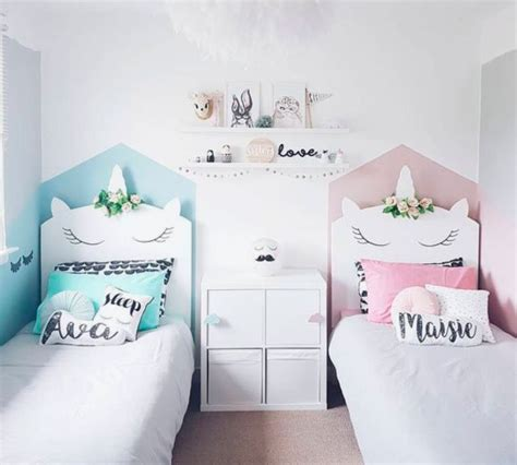 Pinterest Bedroom Decor 161 Pon Unicornios En Su Dormitorio Mi Casa