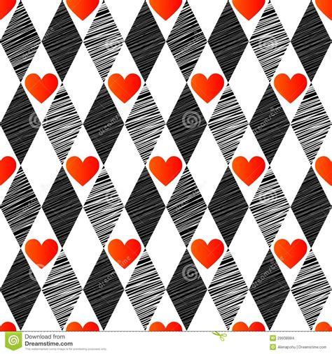imagenes en blanco y negro con rojo fondo incons 250 til con el rhombus y los corazones imagenes