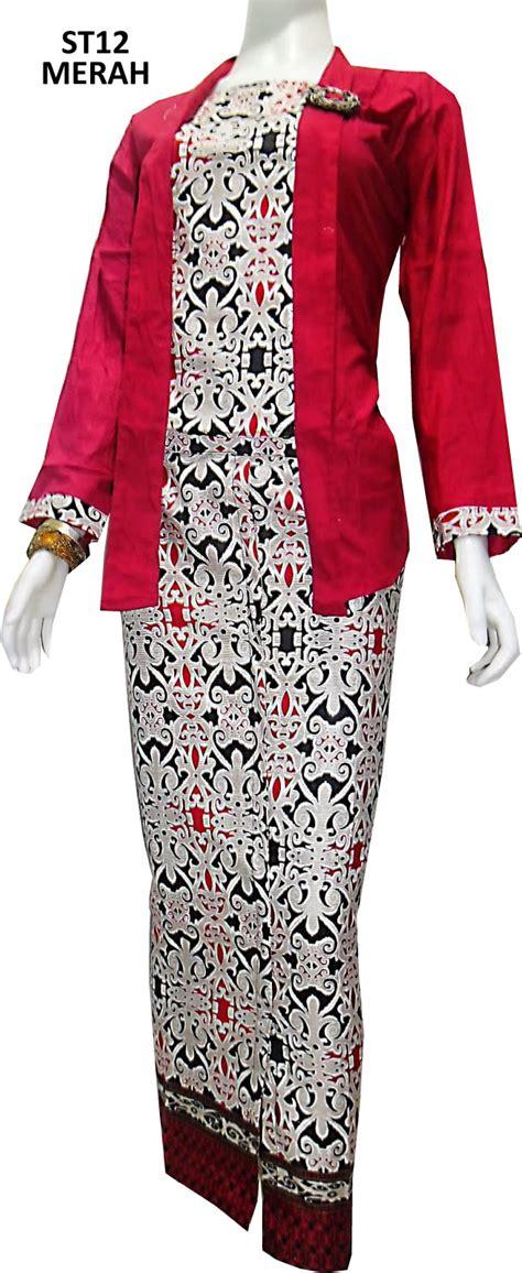 Setelan Kebaya Batik jual setelan rok blus kebaya batik batik code batik modern