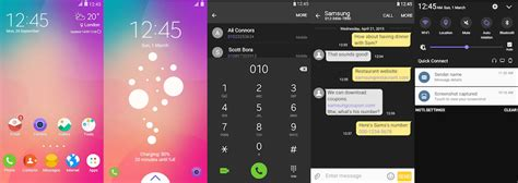 samsung ui themes themes thursday here are the seven best themes from this