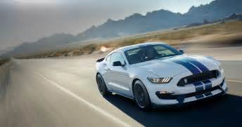 Ford Gt350 2017 Ford Mustang Shelby Gt350 Sports Car Model Details
