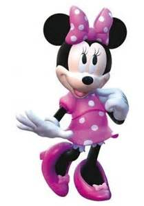 Minnie Mouse Wall Sticker Cute Minnie Mouse Wall Stickers