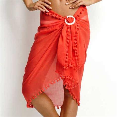 como hacer vestidos con pareos 191 qu 233 me pongo qmp tendencia pareos 2013