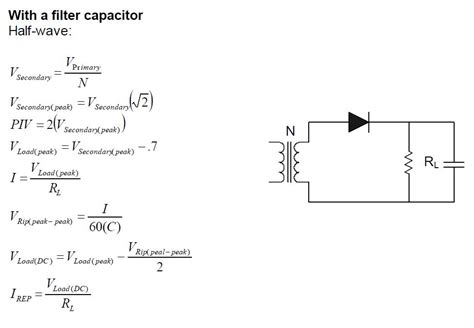 diode bridge rectifier equations mvm experts electronics lab experiments rectifier equations