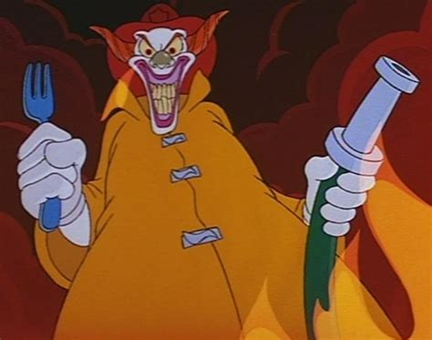 Toaster Information Evil Clown Disney Wiki
