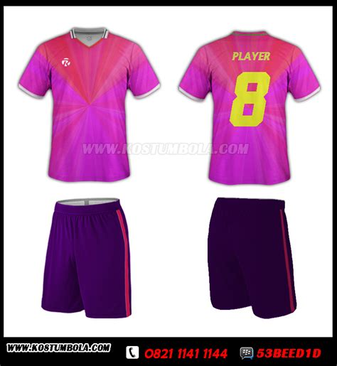 Baju Bola Warna Pink proses pembuatan jersey bola printing