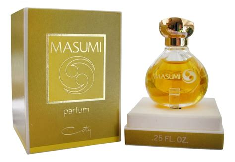 Parfum C F coty masumi parfum reviews and rating
