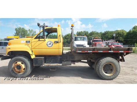 1997 gmc c7500 gmc c7500 flatbed for sale used cars on buysellsearch