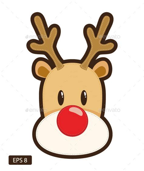 template reindeer noses rudolf red nose reindeer red nosed reindeer red nose