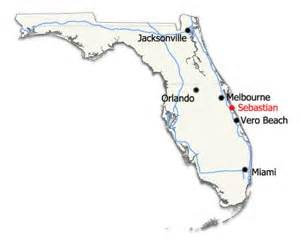Map Of Sebastian Florida by Sebastian Florida Infoguide Sebastian Information