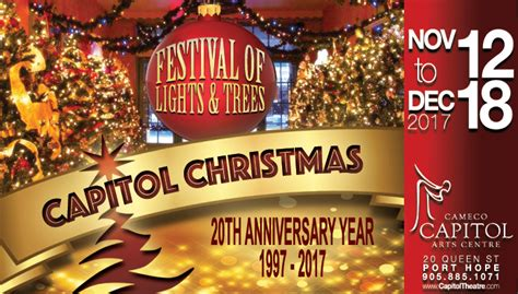 festival of trees and lights 2017 capitol christmas festival of lights and trees 20th