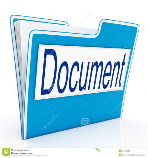 Filing Documents Meaning