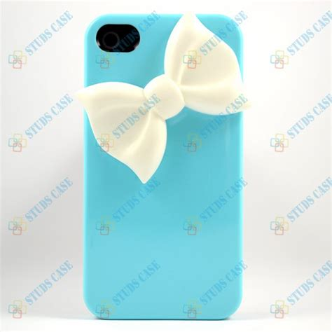 Iphone 4 4s Huf Bape Blue Pattern Hardcase iphone 4 4s bow iphone 4s cover customize