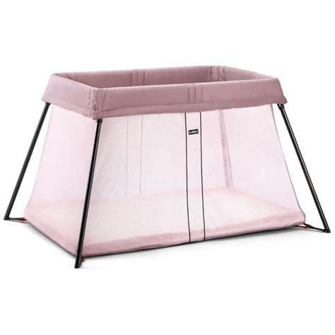 baby bjorn crib babybjorn babybjorn travel crib light pink