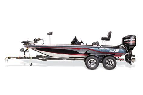nitro boats quality 2016 new nitro z18 bass boat for sale 30 190